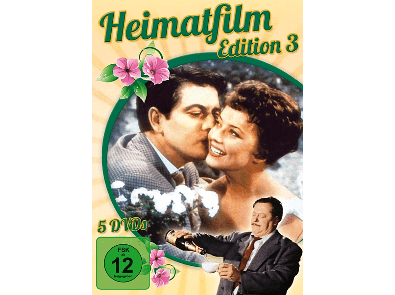 Heimatfilm Edition 3 [DVD]