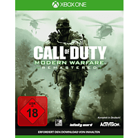 Call of Duty: Modern Warfare - Remastered [Xbox One]