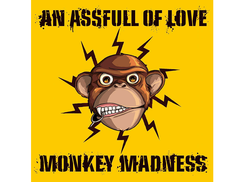 An Assfull Of Love - Monkey Madness [CD]