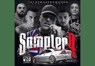 187 Strassenbande - Sampler 4  - (CD)