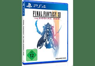 Final Fantasy XII The Zodiac Age - [PlayStation 4]
