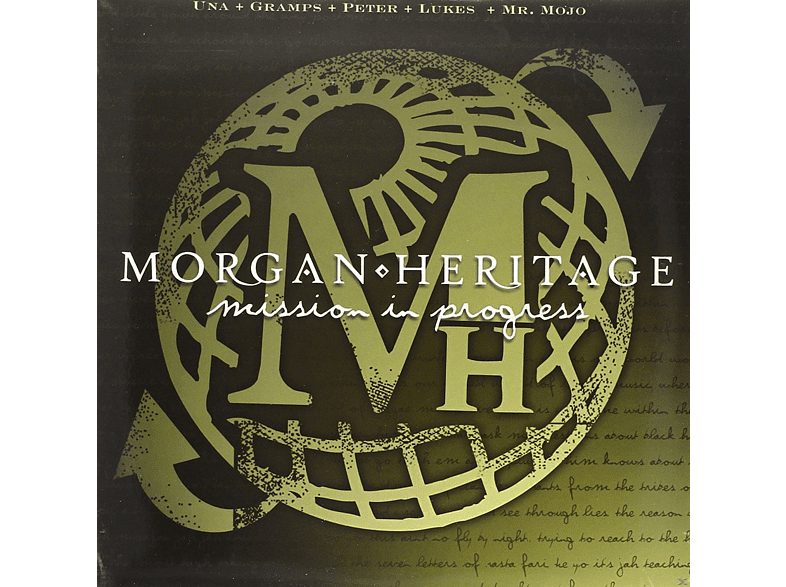 Morgan Heritage - Mission In Progress [Vinyl]
