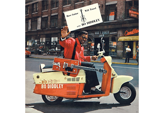 Bo Diddley - HAVE GUITAR,.. -BONUS TR-  - (CD)
