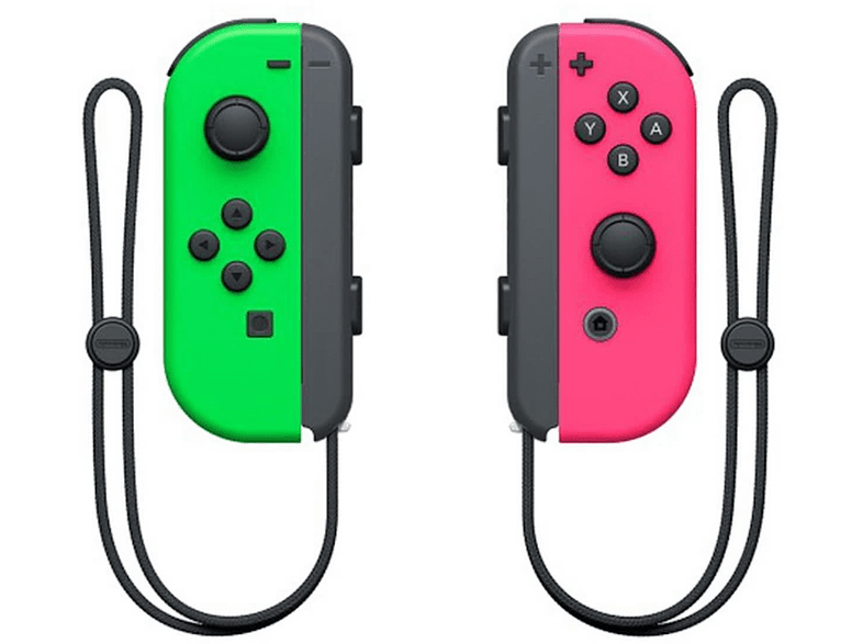 NINTENDO Switch Joy-Con-controllerset neongroen/neonroze