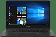 ASUS ZenBook Flip S (UX370UA) , Convertible mit 13.3 Zoll Display, Core™ i7 Prozessor, 16 GB RAM, 512 GB SSD, HD-Grafik 620, Smoky Grey
