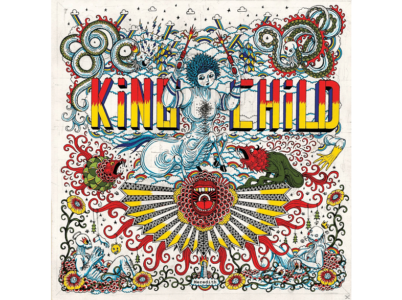 King Child - Meredith [Vinyl]