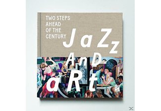 VARIOUS - Jazz And Art  - (CD + Buch)