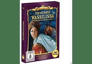 Die schöne Wassilissa DVD