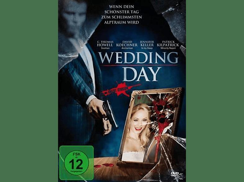 Wedding Day - Wenn dein schönster Tag zum schlimmsten Albtraum wird [DVD]