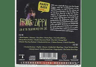 Frank Zappa - Nasty Rats Live ... (Live At The Palladium New York, 1981)  - (CD)