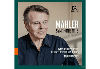Mariss Jansons, Das Symphonieorchester Des Bayerischen Rundfunks - Sinfonie 5  - (CD)