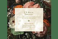 Ensemble Ausonia, Frédérick Haas, Mira Glodeanu - J. S. BACH CONCERTOS [CD]