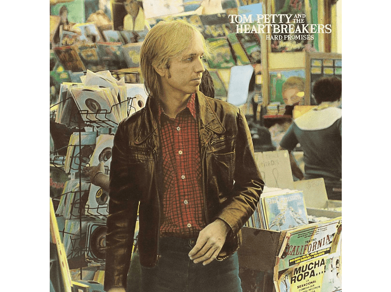 Tom Petty & The Heartbreakers - Hard Promises Vinyl