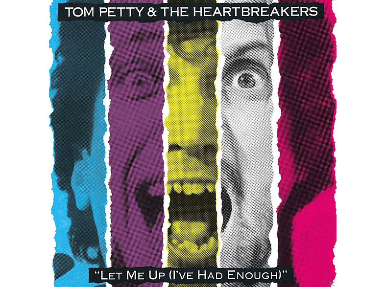 Tom Petty & The Heartbreakers - Let Me Up (I've Had Enough) Vinyl