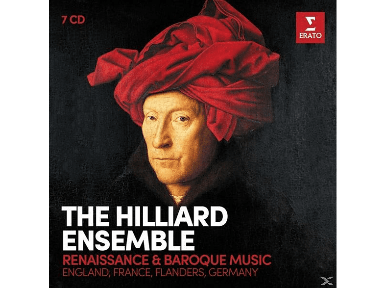 The Hilliard Emsemble - Renaissance & Baroque Music [CD]