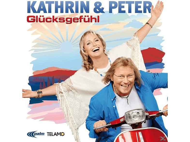 Kathrin & Peter - Glücksgefühl [CD]