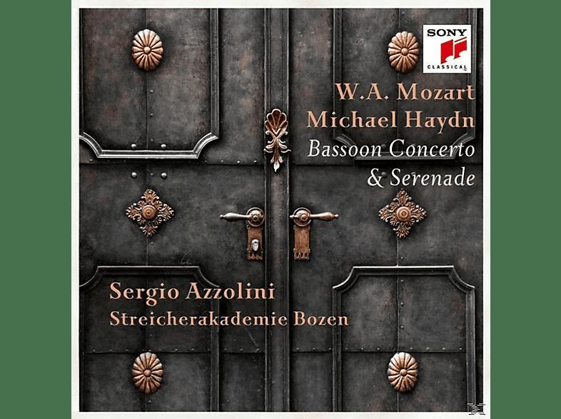 Streicherakademie Bozen, Azzolini Sergio - Mozart/Haydn Fagott-Konzerte [CD]