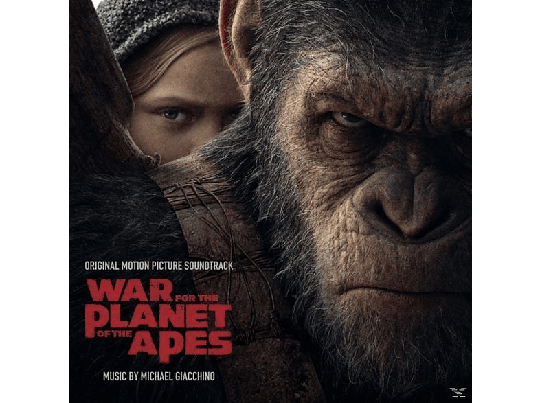 VARIOUS - War For The Planet Of The Apes [CD]