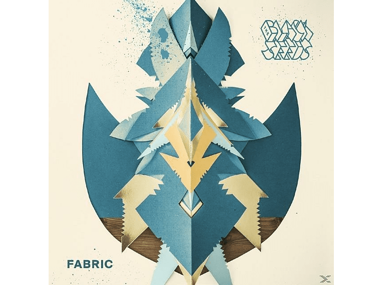 The Black Seeds - Fabric [CD]