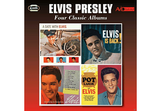 Elvis Presley - Four Classic Albums - (CD)