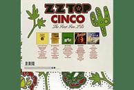 ZZ Top - Cinco:The First Five LP's [Vinyl]