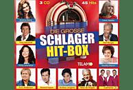 VARIOUS - Grosse Schlager Hit-Box,Die [CD]