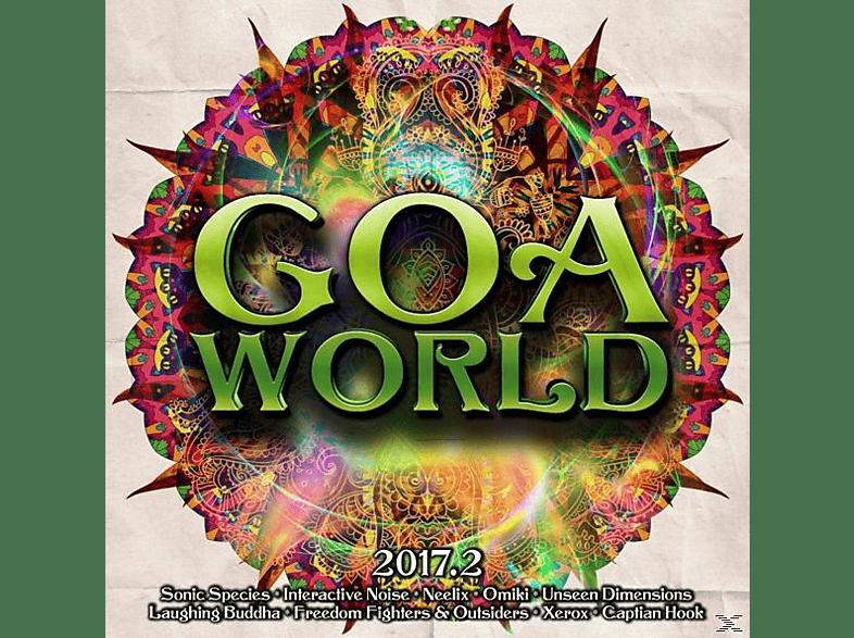 VARIOUS - Goa World 2017.2 [CD]