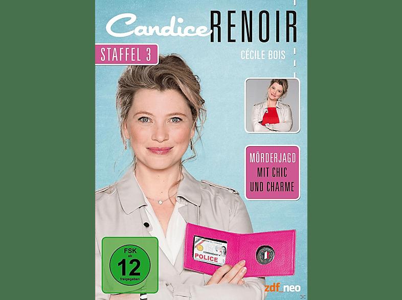CANDICE RENOIR 3.STAFFEL [DVD]