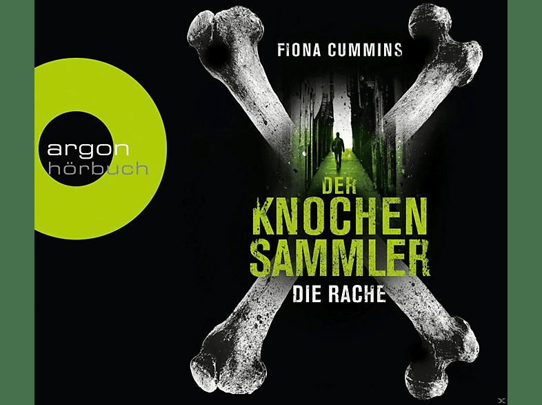 Dietmar Wunder - Der Knochensammler-Die Rache - (CD)