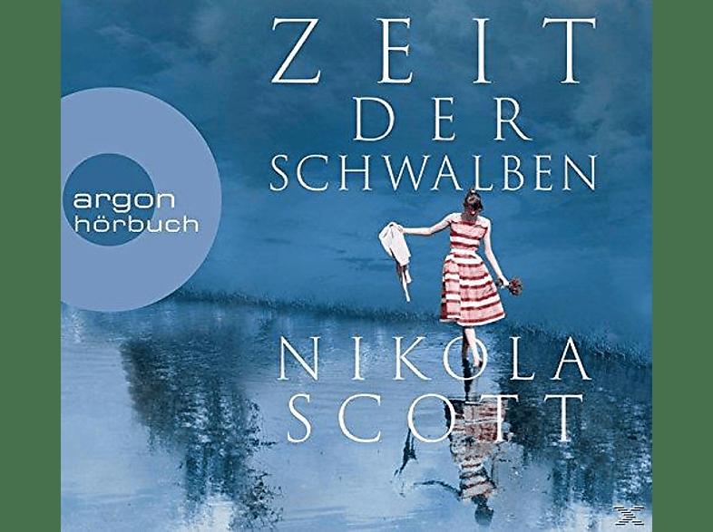 Gosciejewicz,Eva/Kabst,Simone - Zeit Der Schwalben - (CD)