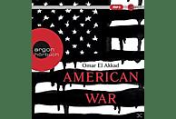 Uve Teschner - American War (MP3) - (MP3-CD)