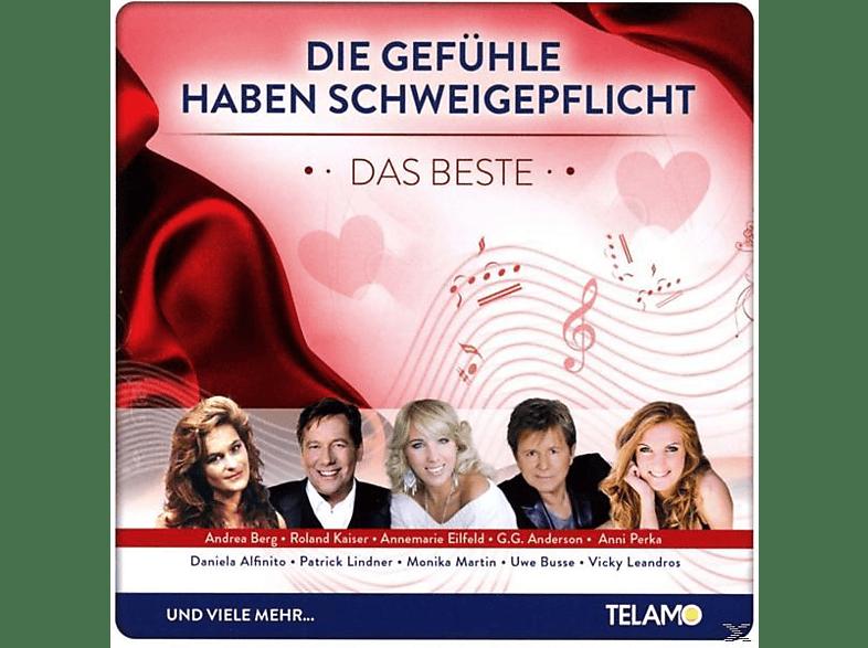 VARIOUS - Gefühle Haben Schweigepflicht,Die,15stars-15hits [CD]