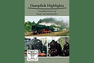 Dampflok Highlights - Dampflokomotiven auf Haupt- und Nebenstrecken [DVD]