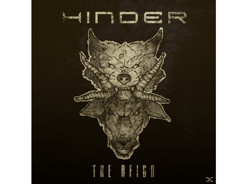 Hinder - The Reign [CD]