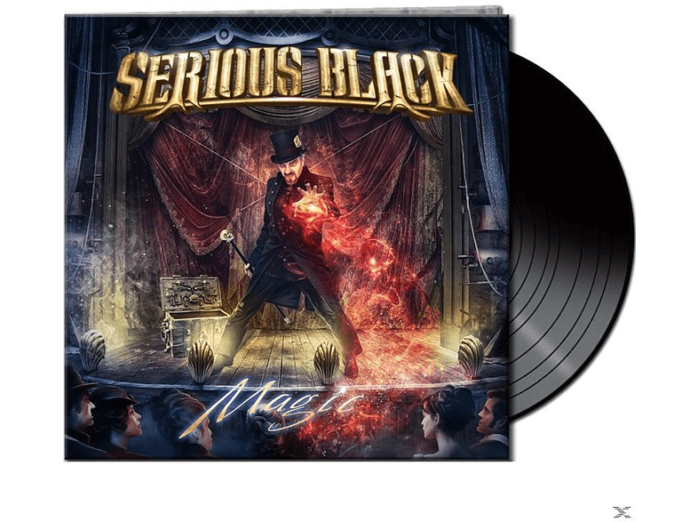 Serious Black - Magic (Gtf.Black Vinyl) [Vinyl]