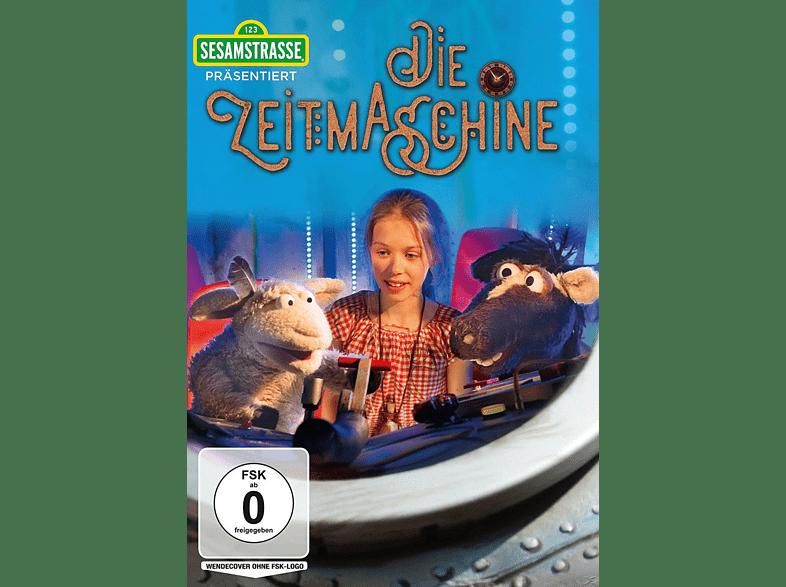 Sesamstraße präsentiert: Die Zeitmaschine [DVD]