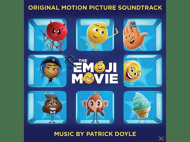 Patrick Doyle - Emoji-Der Film/OST [CD]