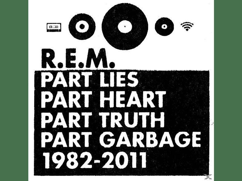R.E.M. - Part Lies,Part Heart,Part Truth.Part Garbage (2CD) [CD]