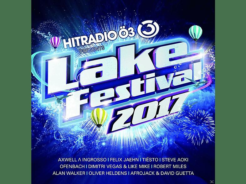 VARIOUS - Lake Festival 2017 [CD]