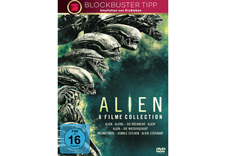 Alien 1-6 Collection DVD