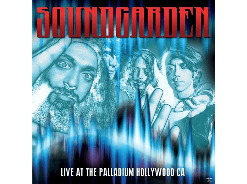 Soundgarden - Live At The Palladium (180 Gr.Red Vinyl) [Vinyl]