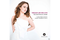 Louise Alder, Joseph Middleton - Through Life and Love [CD]