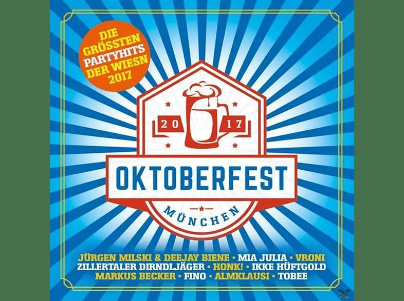 VARIOUS - Oktoberfest München-Größte Partyhits Der Wiesn [CD]