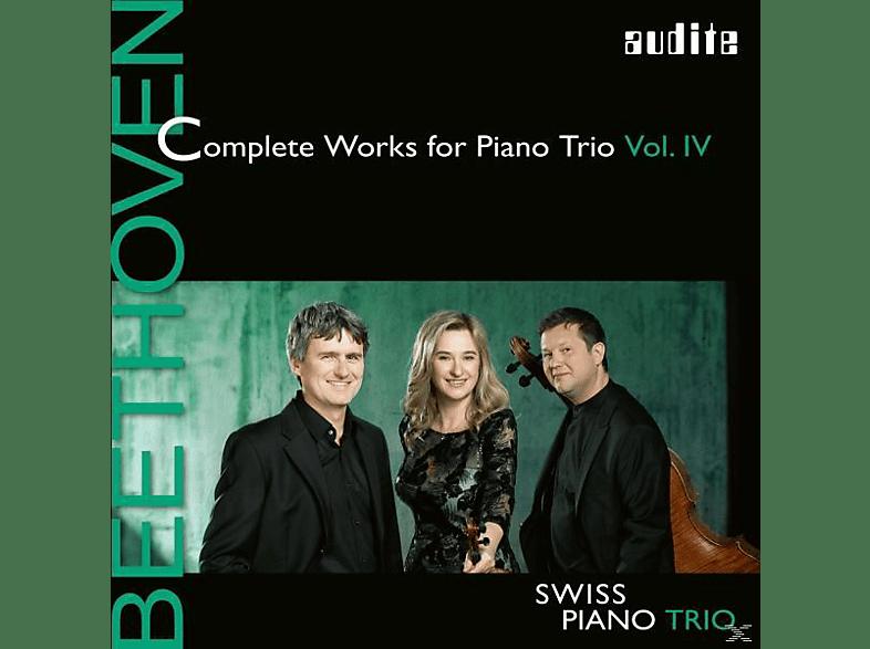 Swiss Piano Trio - Beethoven:Complete Works For Piano Trio Vol.4 [CD]