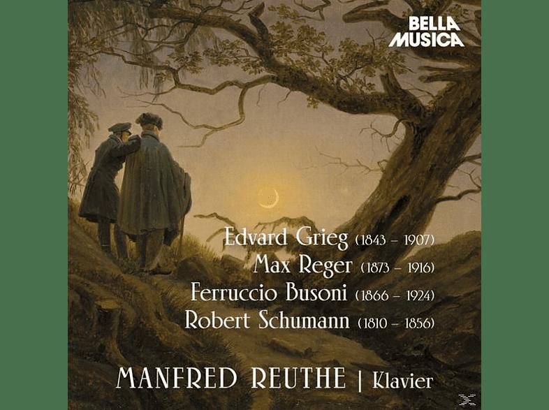 Manfred Reuthe - Manfred Reuthe-Klavier [CD]