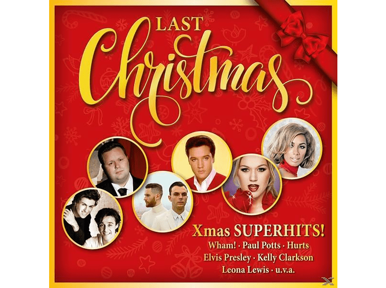 VARIOUS - Last Christmas-Xmas Superhits! [CD]
