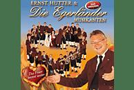 Die Egerländer Musikanten, Ernst & Die Hutter - Das Feuer brennt weiter [CD]