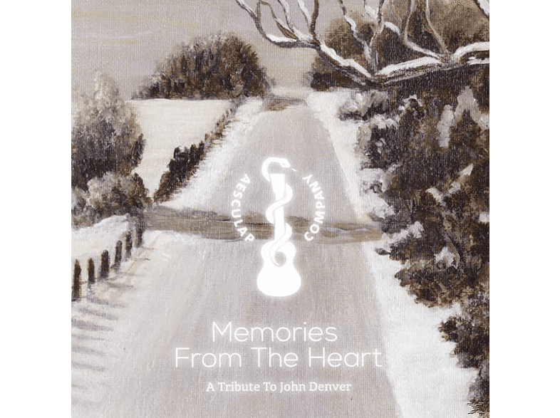 Aesculap Company - Memories From The Heart-A Tribute To John Denver [CD]
