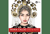 Maria Callas, Christoph Willibald Gluck - Maria Callas-Live & Alive [Vinyl]