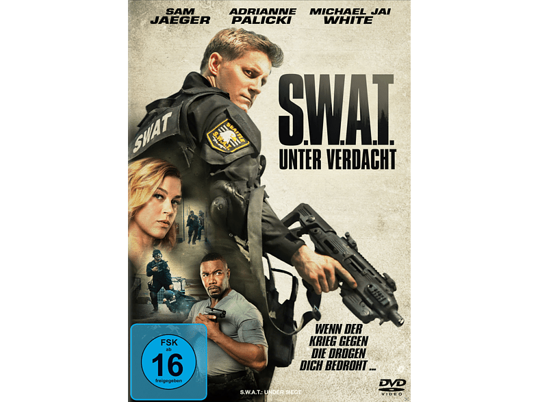 S.W.A.T.: Unter Verdacht [DVD]